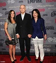 Michele DeCesare, David Chase and Denise Kelly attend the ...