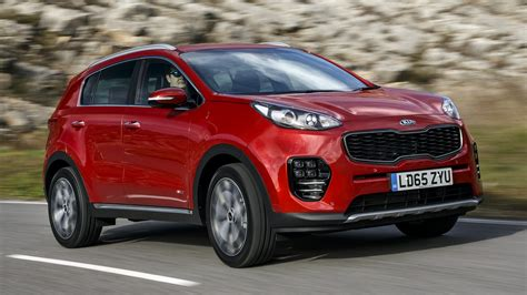 Kia Sportage Gt-line (2016) Uk Wallpapers And Hd Images