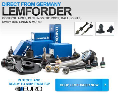 lemforder suspension parts offered by fcp volvo forum