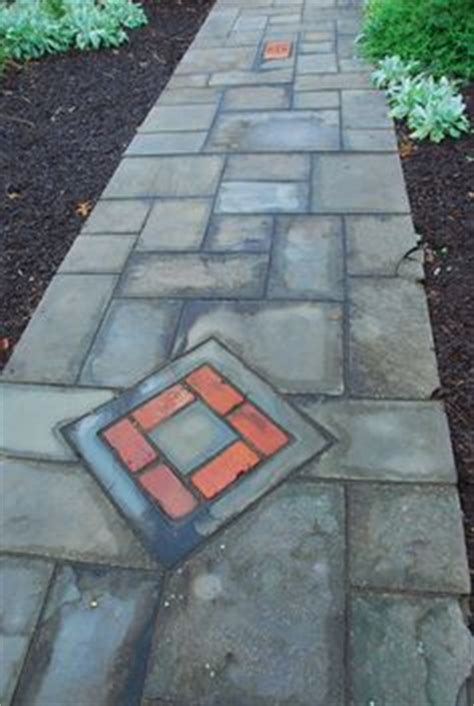 slate walkway patterns pavers patio contractors pa