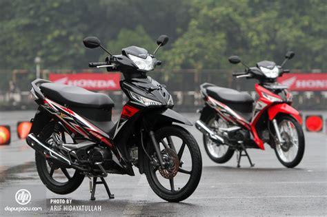 Supra X 125 Fi And Yamaha X Ride 125 by Honda Mhd Haris