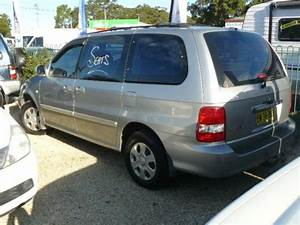 2005 Kia Carnival Ls Kv11 5 Sp Manual