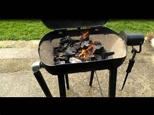 Fabriquer Un Barbecue Avec Un Bidon : fabrication forge youtube ~ Dallasstarsshop.com Idées de Décoration