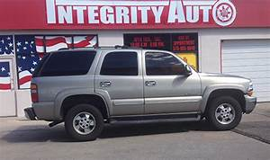 2002 Chevy Tahoe 4wd Lt Z71