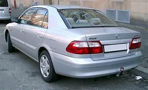 Mazda Releases  Mazda 626 History
