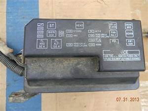 35 1998 Toyota Corolla Fuse Box Diagram