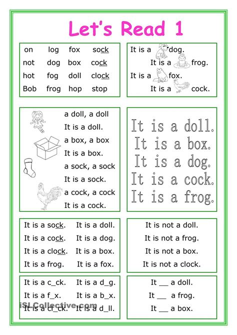 lets read   images learning english  kids