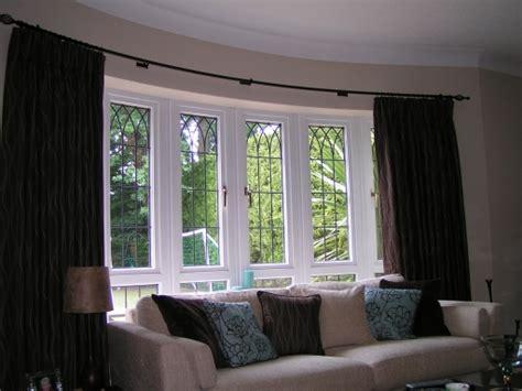 curtain track for bay windows coree silvera