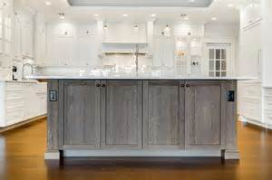 grey kitchen island coastal kitchen brick new jersey by design line kitchens
