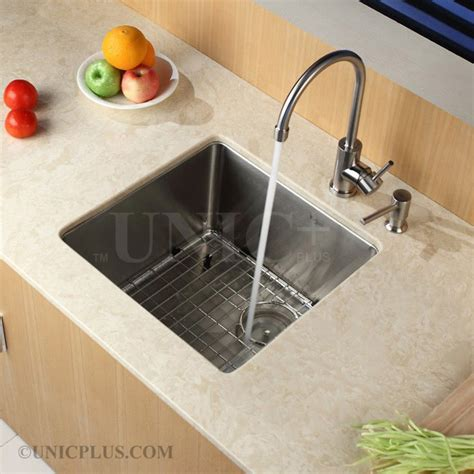 small kitchen sink kur1718 17 quot small radius kitchen laundry sink