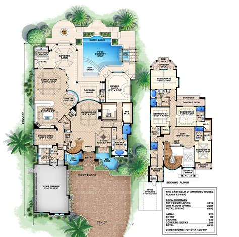 home layouts floor plans exles focus homes