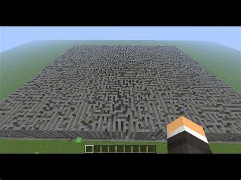 minecraft maze  youtube