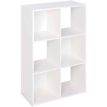 Closetmaid 25 Cube Organizer - closetmaid 6 cube organizer white walmart