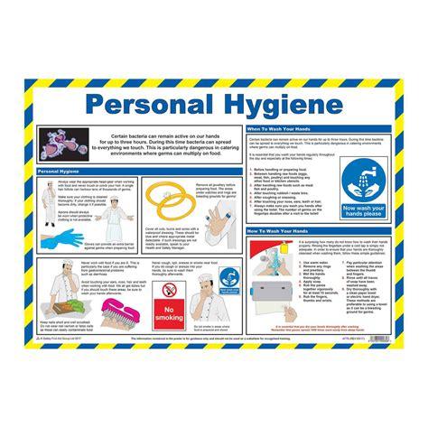 hygiene cuisine personal hygiene food hygiene wallchart food safety