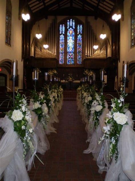 church wedding decor weddings wedding decorations