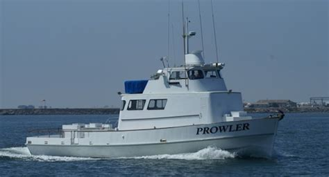 Fishing Boat Prowler Accident by Prowler Limits Out San Diego Reader