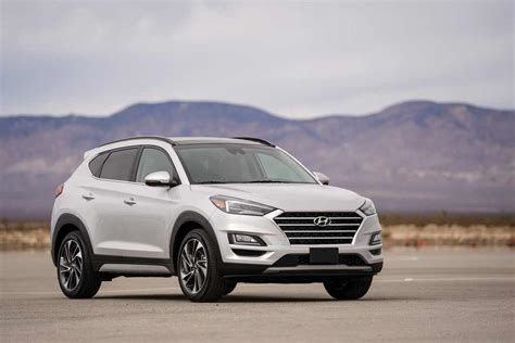 Hyundai Tucson 2019 by India Bound 2019 Hyundai Tucson Facelift Unveiled At Nyias
