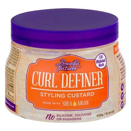 beautiful textures curl definer styling custard  oz