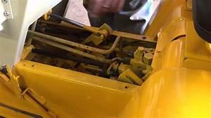 Cub Cadet Wide Frame Rear Lift Install On Model 149  3