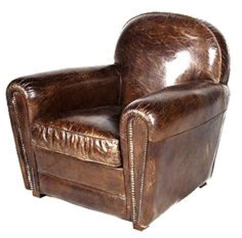 classic cigar style vintage leather club chair club