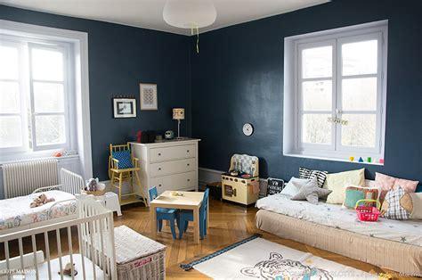 chambre bleu garcon bleu chambre garcon