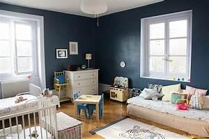 Bleu Nuit Chambre Couleur Chambre Noir Gris Anthracite Bleu Nuit