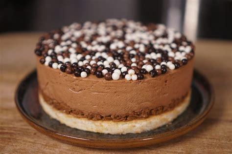 dessert avec du chocolat recette de g 226 teau royal chocolat recette g 226 teaux facile