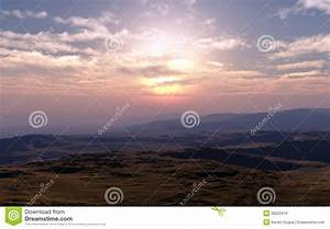 Desert Afternoon Royalty Free Stock Images - Image: 38225919