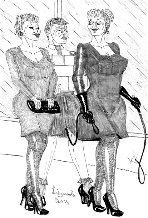lady carole femdom stories sex photo