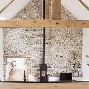 17 meilleures idees a propos de cheminees en briques sur With peindre des poutres en bois 15 comment peindre la poutre de votre cheminee conseils et