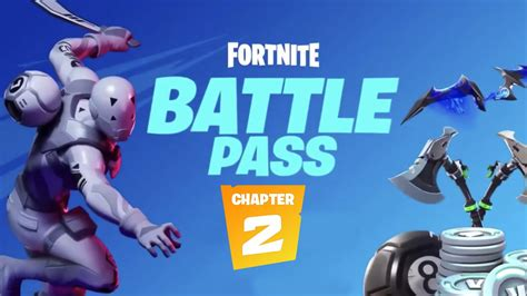 whats   fortnite chapter  battle pass  tiers