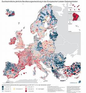 How Europe's population has changed since 2001 | World ...