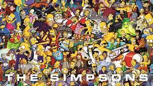 simpsons wallpaper HD Download