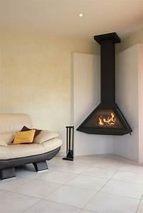 Poil A Bois Suspendu : poele bois suspendu energies naturels ~ Premium-room.com Idées de Décoration