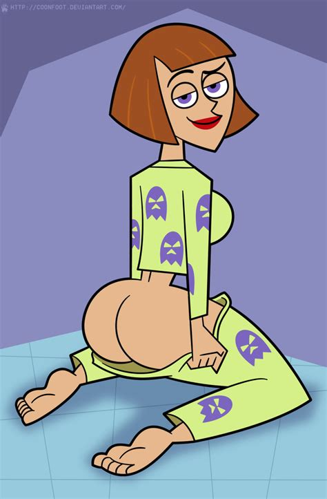 rule 34 ass coonfoot danny phantom dat ass feet female female only human madeline fenton solo