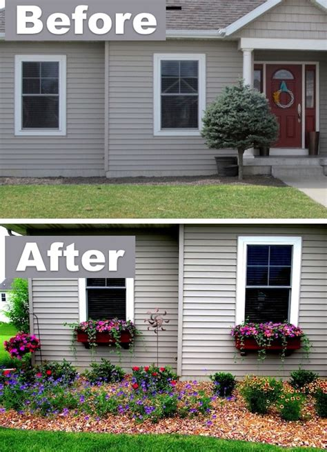 Diy Curb Appeal! 17 Easy Curb Appeal Ideas Anyone Can Do