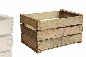 Caisse En Bois : mobiliers caisses bois alv ~ Nature-et-papiers.com Idées de Décoration