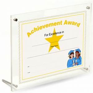 desktop frames get acrylic photo frames With acrylic document frame
