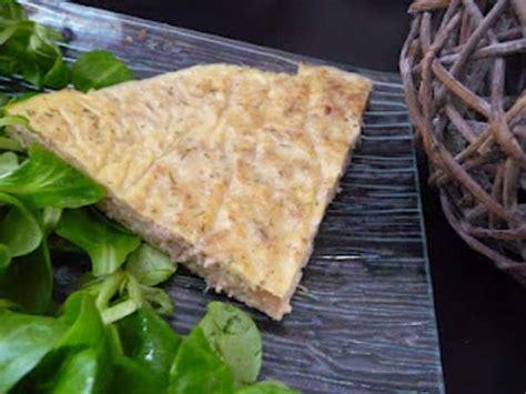 canapé au thon quiche sans pate au thon 28 images recettes de quiches