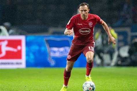 Assisted by dominick drexler with a cross. Fortuna Düsseldorf verlängert Vertrag mit Routinier Bodzek