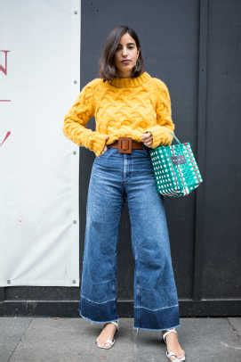 gucci fanny pack proved     bag  london fashion week fashionista