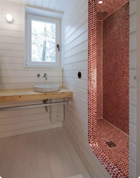 Bagno Moderno Mosaico by Il Bagno Moderno Con Il Mosaico Potrebbe Essere Un Ottima