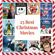Top 25 Best Christmas Movies #christmasmovies Nyc Single Mom