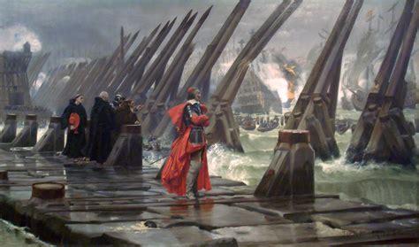 sieges de sam olffen cardinal de richelieu siège de la rochelle