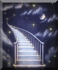 A Stairway To Heaven,Animated - Jesus Photo (9498876) - Fanpop