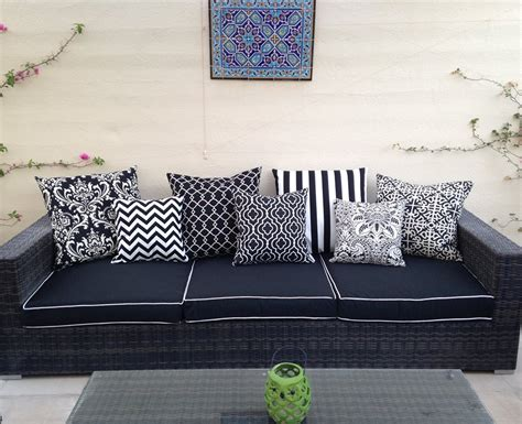 where to buy outdoor cushions diy decorator