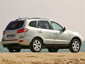 2008 Hyundai Santa Fe Information and photos MOMENTcar