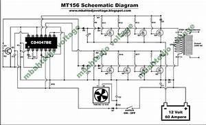 Mbahtedjo Voltage  Strong Inverter Mt156