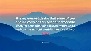 Marie Curie Quo... Scientific Work Quotes