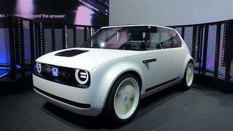 Honda Future Cars by Honda Wins With This Fantastic Electric Retro Future Concept